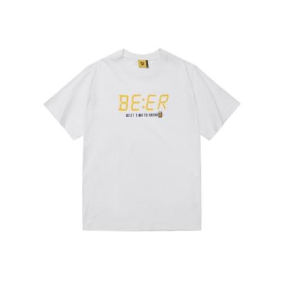 CACO-MIT啤酒時間短T(兩色)-男【SCA048】