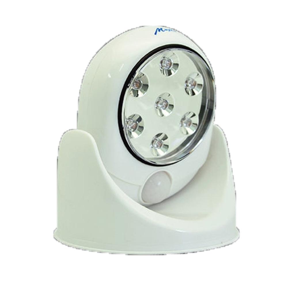 【BWW嚴選】明家 人體感應燈 任意360度旋轉照明 (GN-7001)