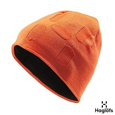 Haglofs H 羊毛保暖帽 辣椒紅