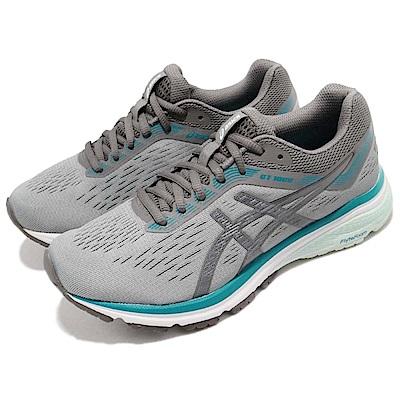 Asics 慢跑鞋 GT-1000 7 寬楦 運動 女鞋