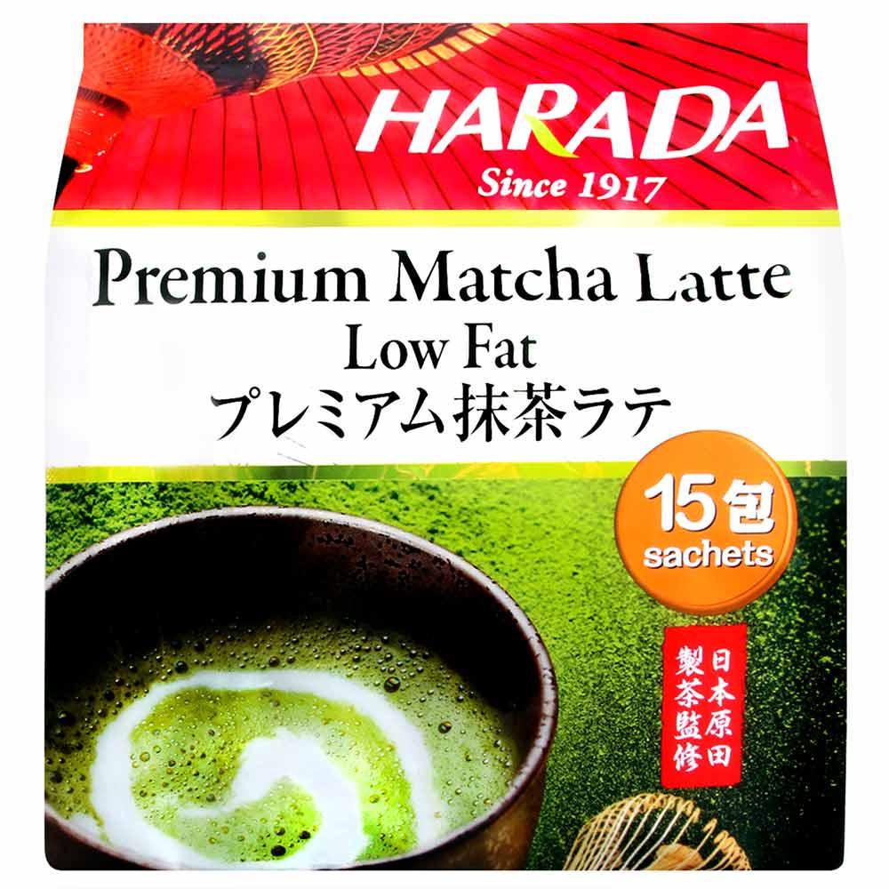 HARADA 原田抹茶拿鐵-香醇(300g)