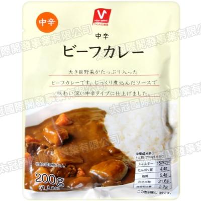 Valor 中辛咖哩調理包(200g)