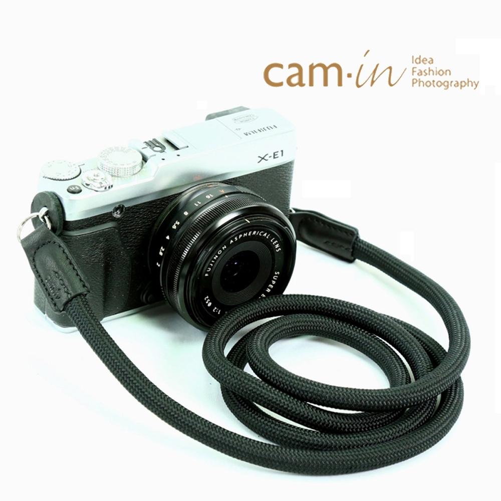 Cam in 尼龍圓孔型相機背帶 (共3色) 台灣公司貨