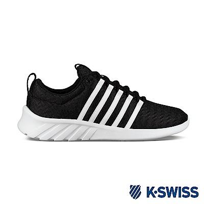 K-SWISS Aeronaut Classic休閒運動鞋-女-黑/白