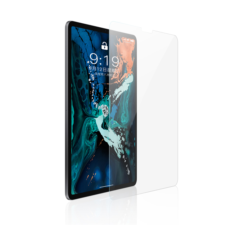 Apple蘋果iPad Pro 11吋2018版鋼化玻璃保護膜保護貼-BT011 @ Y!購物
