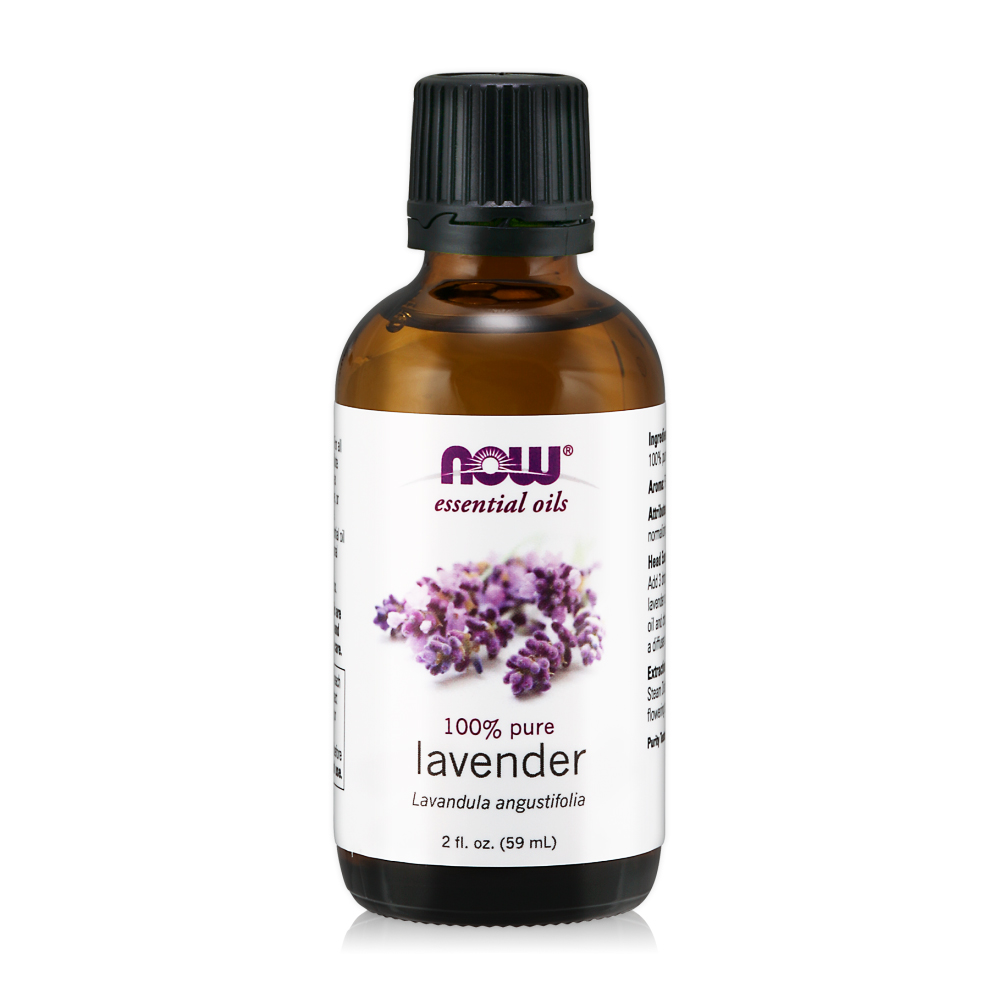 NOW Lavender Oil 天然薰衣草精油 (59 ml)