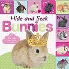 Hide And Seek Bunnies 邦尼兔愛玩捉迷藏 硬頁翻翻操作書(英國版)