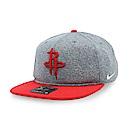 NIKE NBA 隊徽灰帽 火箭隊 869925091