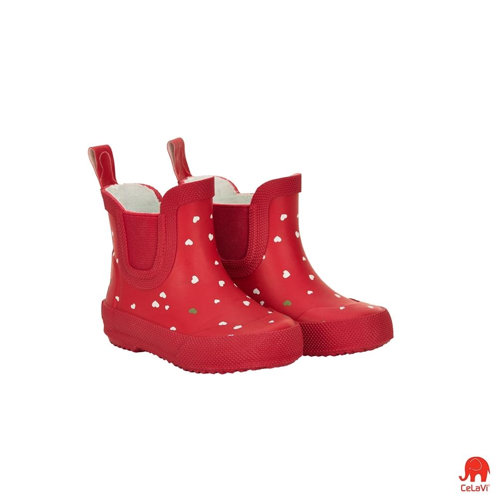 Brands4kids CeLaVi愛心種子-短筒雨靴
