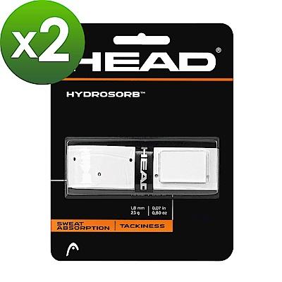 HEAD HydroSorb 底層握把布/握把皮(白黑)-2卡 285014