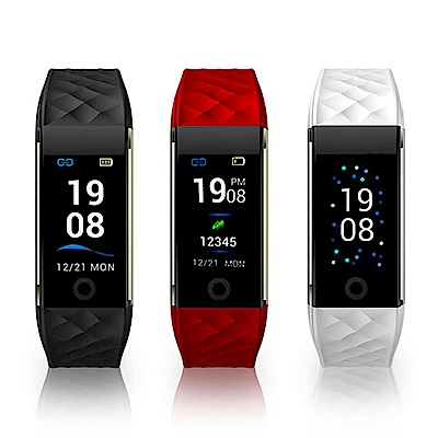 S6 旗艦級彩色螢幕觸控防水智慧手環