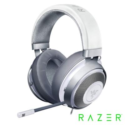 雷蛇Razer Kraken 北海巨妖(白色) 電競耳機麥克風