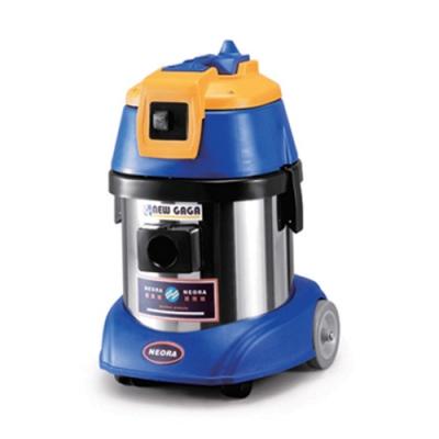 NEORA尼歐拉15公升不銹鋼桶乾濕兩用吸塵器 AS-150