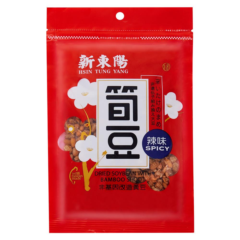 新東陽 辣味筍豆(150g)