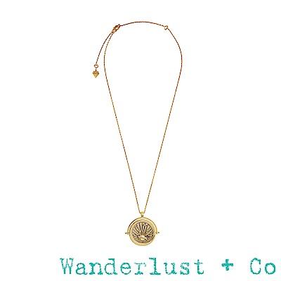 Wanderlust+Co星軌項鍊 - 金色