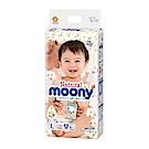 日本境內頂級Natural moony紙尿褲(L)(40片x4包/箱)