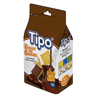 Tipo 雞蛋吐司餅-芝麻巧克力風味(135g)