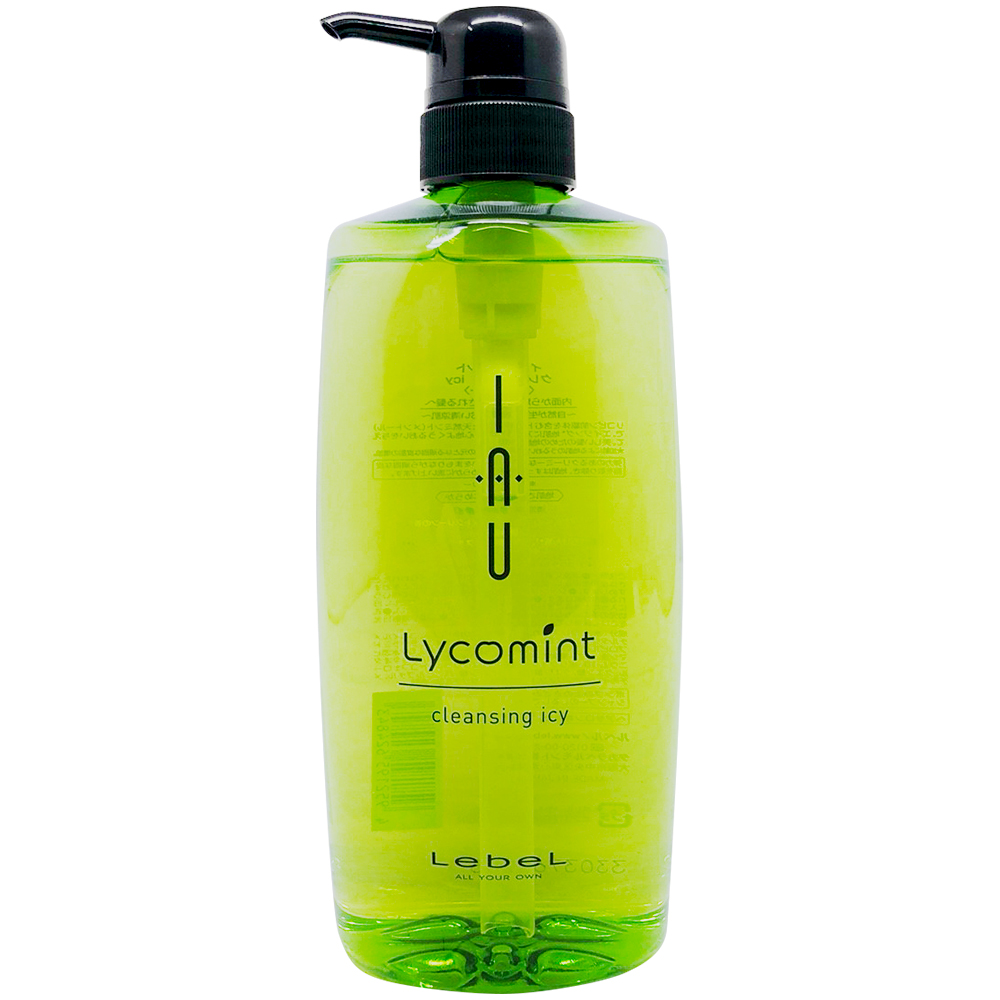 LEBEL COSMETICS 茄紅素洗髮精600ml(冰涼型) @ Y!購物