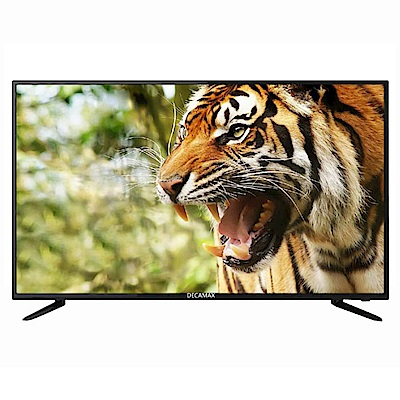 DECAMAX 40吋LED多媒體液晶顯示器 + 數位視訊盒 DM-40S6D9