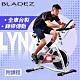 【BLADEZ】302-LYNX AIR 2.0-18.5KG鍊條鑄鐵飛輪健身車 product thumbnail 2