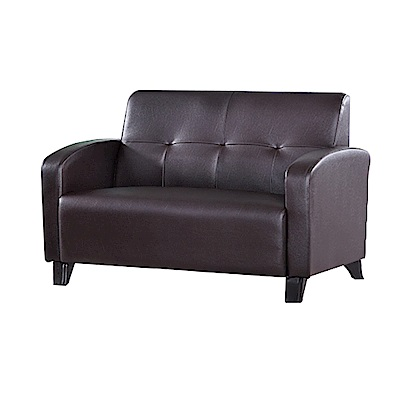 Bernice-萊斯爾皮沙發雙人椅/二人座