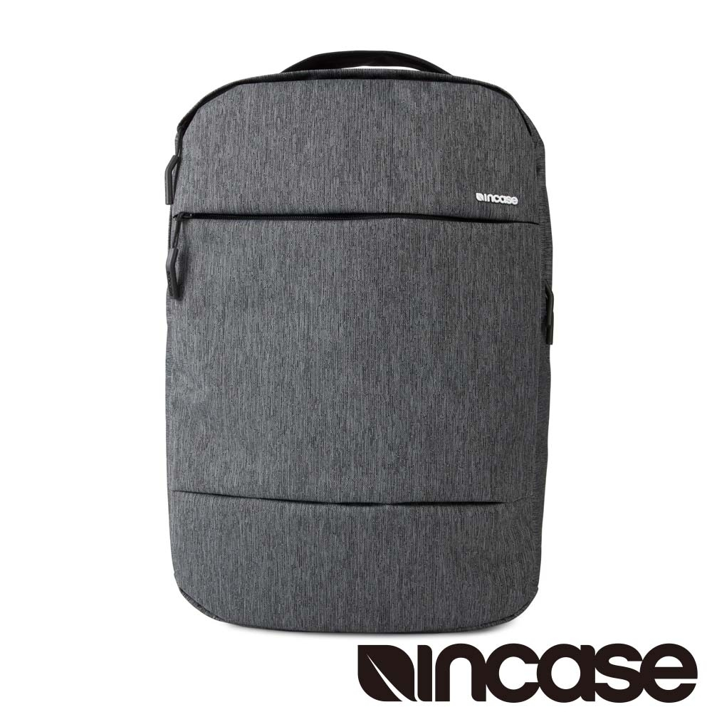 Incase City Compact Backpack 15吋 單層筆電後背包 (麻灰)