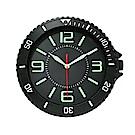 KINYO 12吋手錶造型靜音掛鐘/時鐘(CL-150)夜光功能