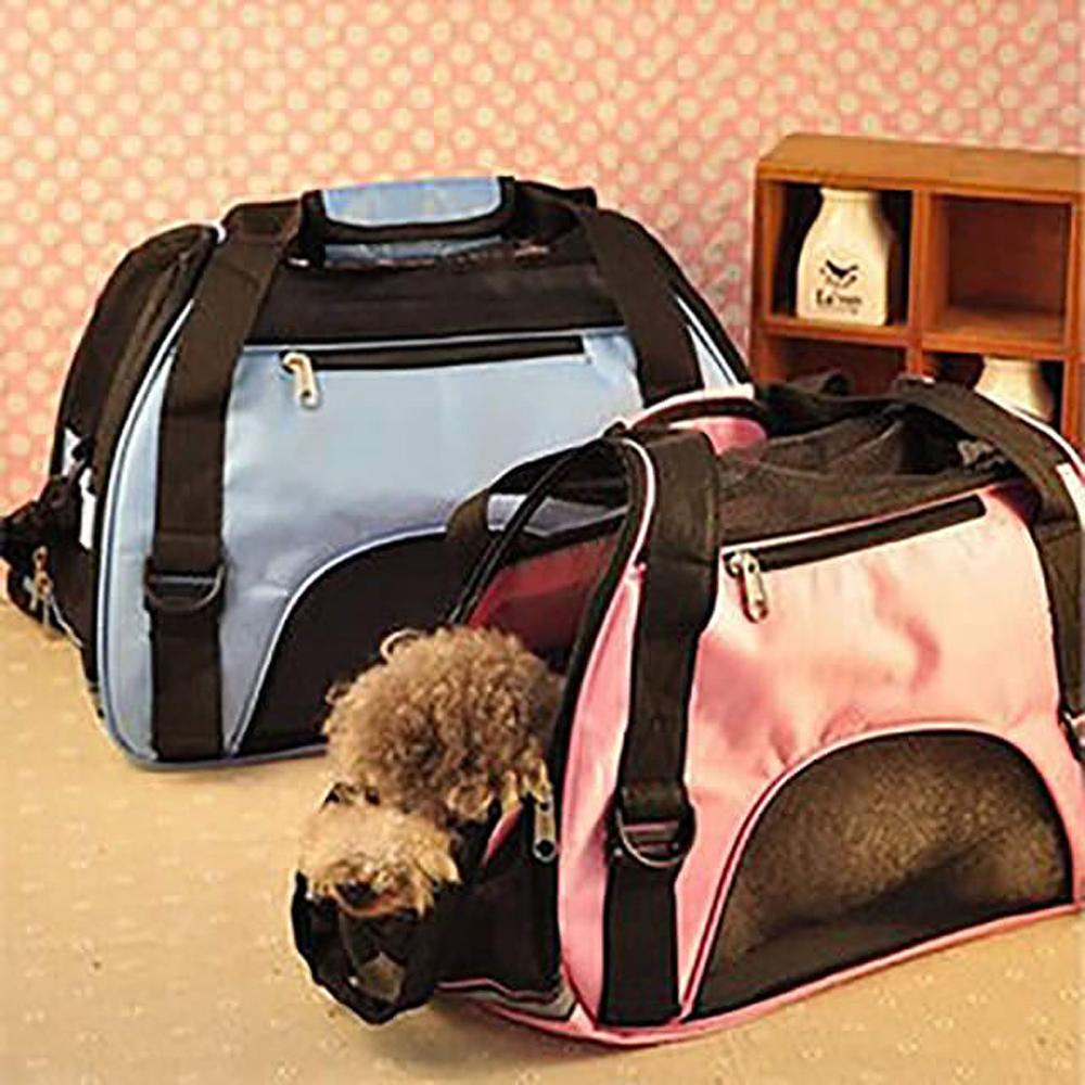 寵物貴族 輕巧透氣時尚粉彩寵物包/寵物外出包/寵物背包_寵物出遊必備