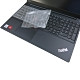 EZstick Lenovo ThinkPad E15 專用 奈米銀抗菌 TPU 鍵盤膜 product thumbnail 2