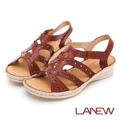 LA NEW 優纖淨 抑菌消臭 氣墊涼鞋(女225060151)