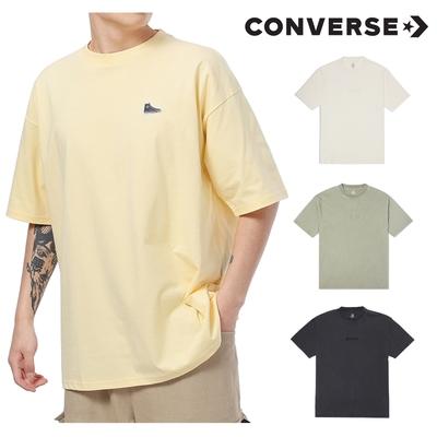 【618限定】CONVERSE 短袖服飾 休閒服飾 夏日繽紛系列 JP CTAS 男女 多款任選