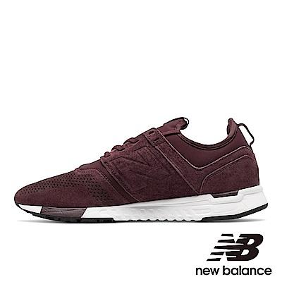 New Balance 復古鞋 MRL247LR 中性 酒紅