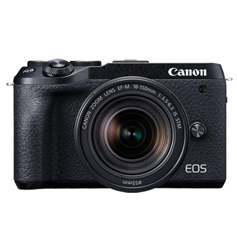 Canon EOS M6 Mark II (M2) 18-150mm變焦鏡組(公司貨)