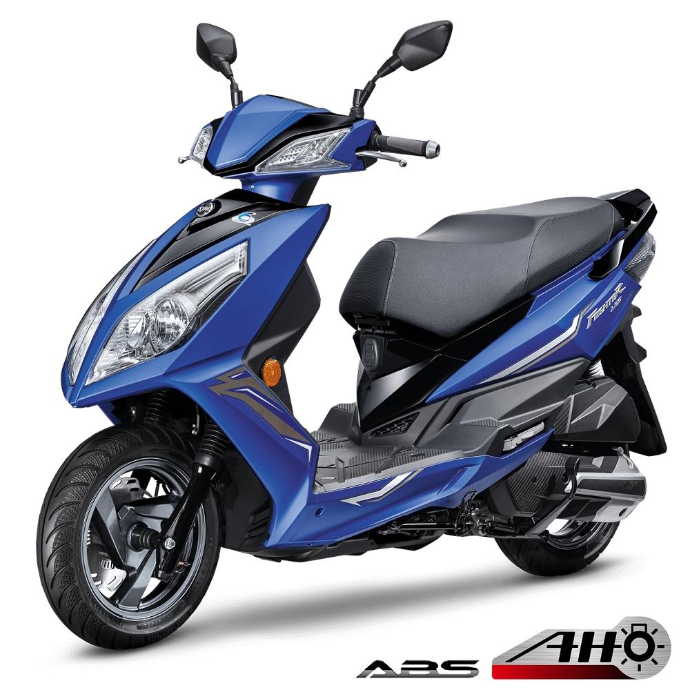 (無卡分期-24期)SYM三陽六代Fighter150雙碟ABS-2019