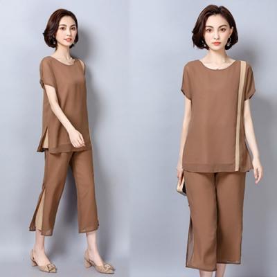 【韓國K.W.】賣瘋了馬卡龍名媛套裝