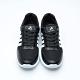 艾樂跑 Arriba 女鞋 AB-8084 輕量綁帶運動鞋 -黑/藍