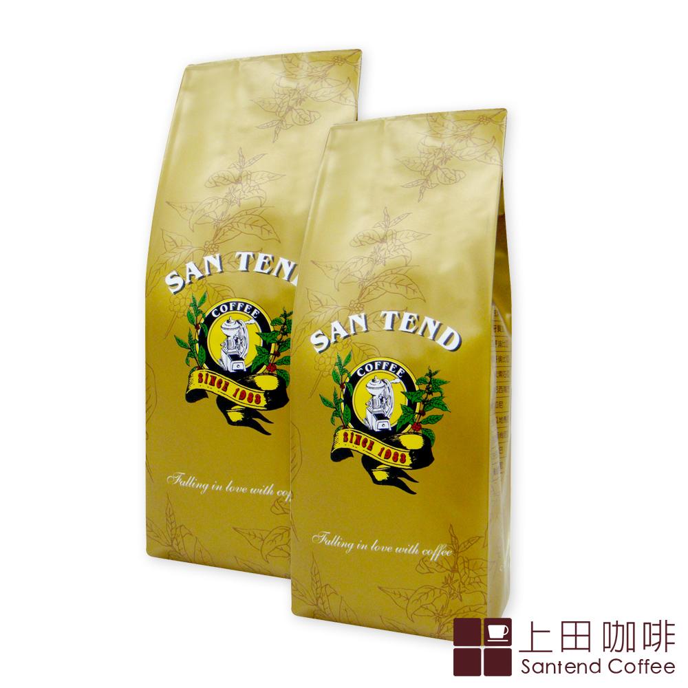 上田 坦桑尼亞 克里曼加羅AA咖啡豆(半磅*2入)