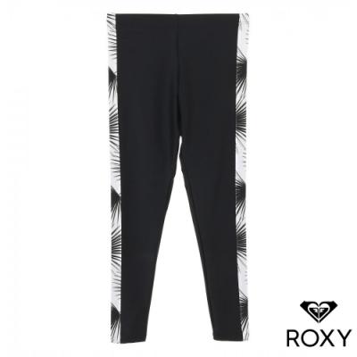 【ROXY】DEEP WATER 衝浪LEGGING 黑
