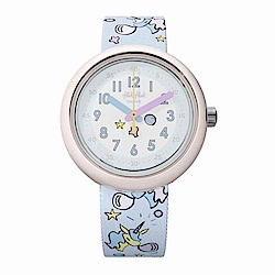 FlikFlak 兒童錶 BUBBLICORN 獨角泡泡手錶
