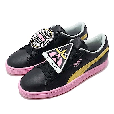 Puma 休閒鞋 Basket Badge TZ 女鞋