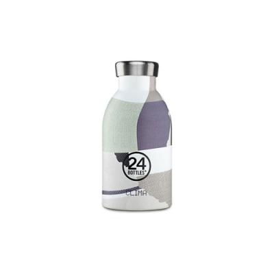 義大利 24Bottles 不鏽鋼雙層保溫瓶 330ml - 共融