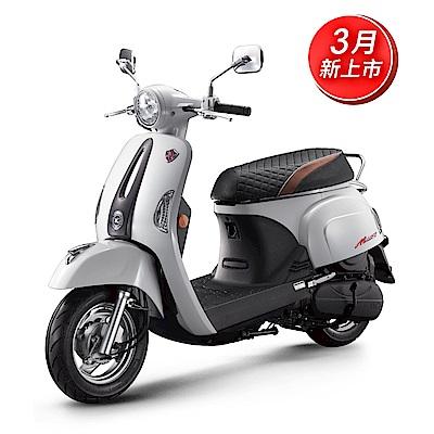 【KYMCO 光陽機車】 MANY 110 鼓煞-2021年新車