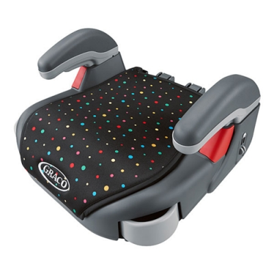 【Graco】 COMPACT JUNIOR 幼兒成長型輔助汽車安全座椅 (點點風)