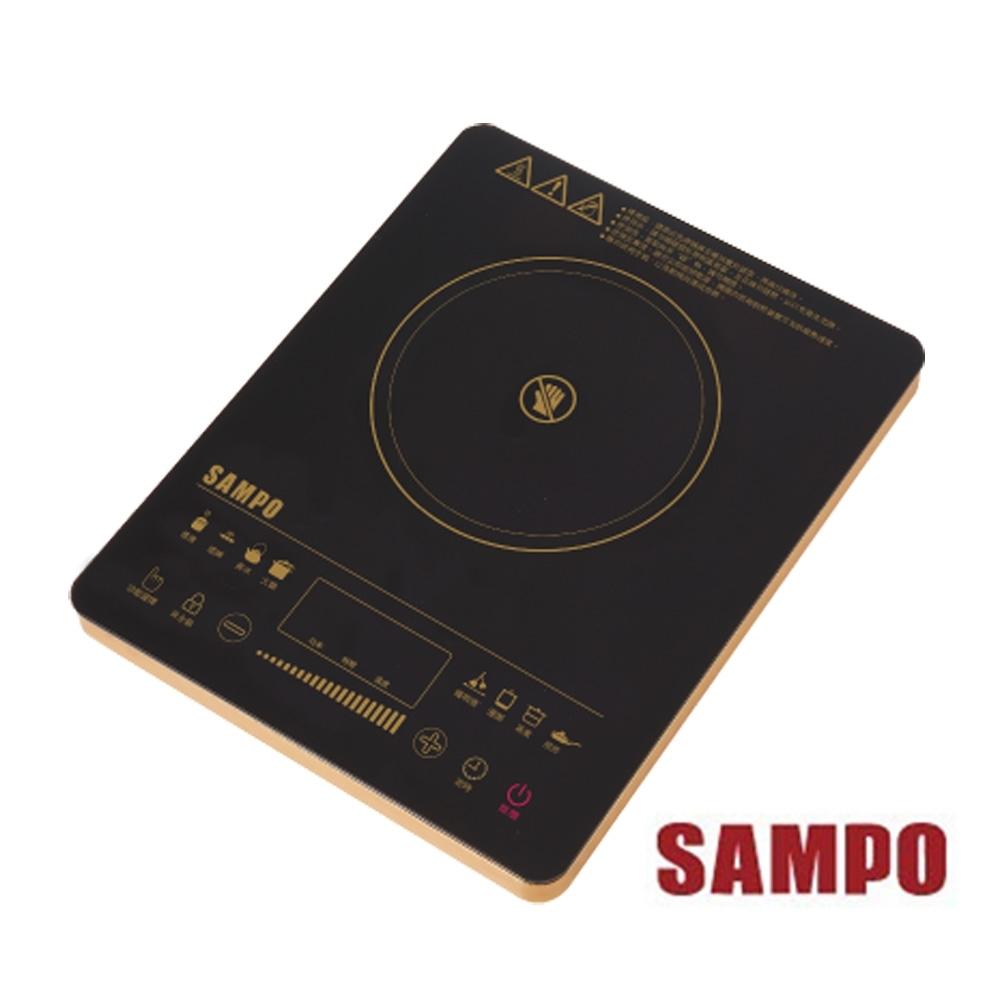 SAMPO聲寶不挑鍋電陶爐(福利品) KM-LG13P