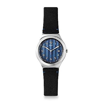 Swatch 金屬系列 CÔTES BLUES 藍色海岸手錶