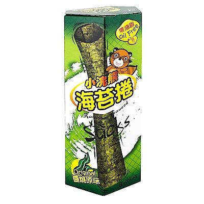 小浣熊 海苔捲-醬燒原味(24g)