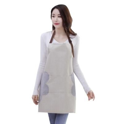 COMET 日式加厚可擦手防水防油圍裙(W15)