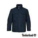 Timberland 男款深寶石藍M65棉夾克外套|A21EM