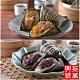 蔡萬興老店 湖州蛋黃鮮肉粽5入(260g/粒)+湖州豆沙粽5入(250g/粒)(端午預購) product thumbnail 1