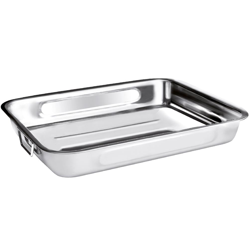 IBILI 不鏽鋼料理深烤盤(37.5cm)